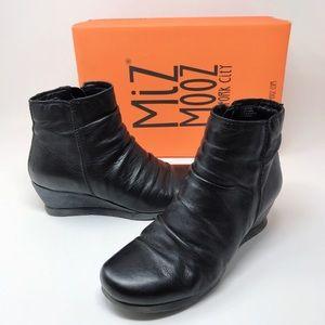Miz Mooz Michaela Wedged Boots